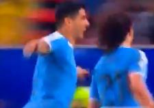 Cavani majstorskim pogotkom glavom donio pobjedu Urugvaju protiv Čilea