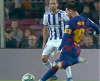 Morata vodio Atletico ka pobjedi, ali je Alaves fantastičnim golom Pereza osvojio bod , genijalni Lionel Messi postigao 50. gol u karijeri direktno iz slobodnog udarca