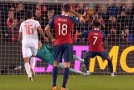 Španjolska ostala bez savršenog učinka, BiH ostala u igri za plasman na Euro nakon sjajne izvedbe u Zenici , Danska u derbiju svladala Švicarsku
