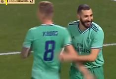 Real Madrid i bez Modrića pregazio Zaragozu i plasirao se u četvrtfinale Kupa kralja, Inter ušao u polufinale Kupa