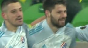 Fantastična partija Dinama; Petković je zabio dva gola, a Atiemwen jedan za veliku pobjedu 'modrih' protiv Krasnodara