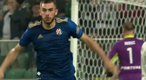 Dinamo pobijedio Legiju prekrasnim golom Franjića i izborio doigravanje Lige prvaka , Sheriff izbacio Crvenu zvezdu